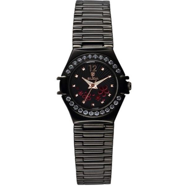 ELIDA 簡約花漾腕錶 EA2919DLB-DF