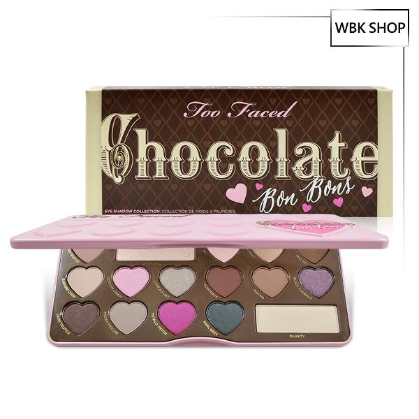 Too Faced 16色心型巧克力眼影盤 Chocolate Bon Bons - WBK SHOP