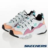 SKECHERS系列-女款 DLITES 3.0休閒鞋-NO.12955WPKB
