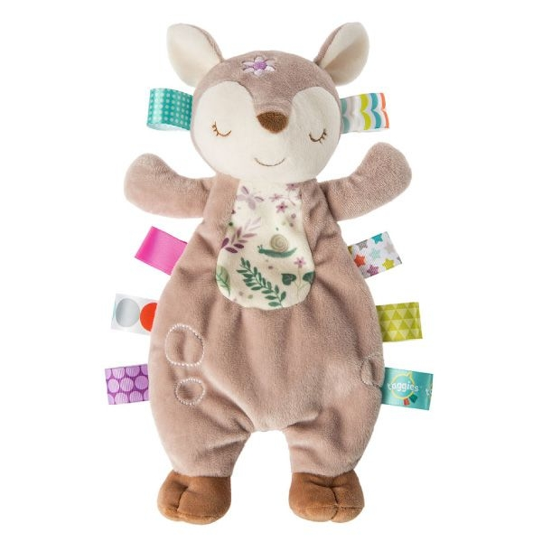 MARY MEYER 標籤玩偶安撫巾-小鹿芙蘿拉