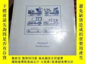 二手書博民逛書店The罕見Motor Vehicle and its Evolu