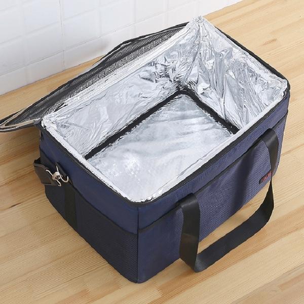 24L大容量保冷/保溫袋 可背可提保冰袋 戶外休閒 野餐露營郊遊【AE16173】i-style 居家生活