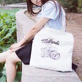 手提包 帆布包 手提袋 環保購物袋【SPA51】 icoca  12/22