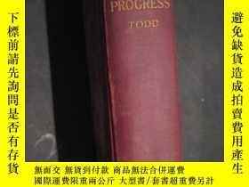 二手書博民逛書店theories罕見of social progress 社會發