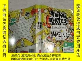 二手書博民逛書店TOM罕見GATES EVERYTHING AMAZING(汤姆·盖茨一切都很棒)Y200392