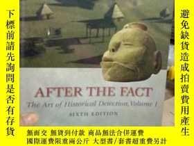 二手書博民逛書店After罕見the Fact, Volume IY15389