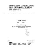 二手書博民逛書店《Corporate Information Systems Management: Text and Cases》 R2Y ISBN:0256181160