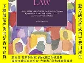 二手書博民逛書店Cases,罕見Materials And Text On Contract LawY364682 Beale