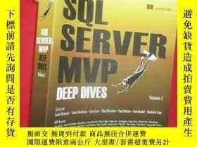 二手書博民逛書店SQL罕見Server MVP Deep Dives, Volu