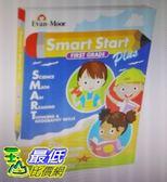 [COSCO代購] W1179210 Smart Start 英文兒童學習作業書 (外文書)