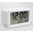 A-ONE金吉星 台灣製造 LCD多功能液晶顯示鬧鐘 數位電子 貪睡 嗶嗶聲 夜燈 TG-072白