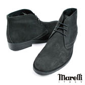【marelli】Casual核心氣墊麂皮短靴-灰色(20271-DGY)