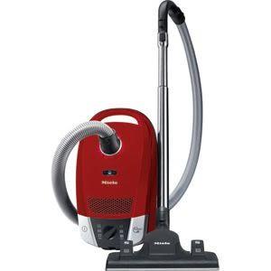盈欣電器+ Miele 吸塵器 C2 抗敏款 + 紅色 1200W渦輪 六段吸力調整 HEPA濾網