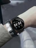 智慧手環運動手錶男女防水多功能計步器記跑步通用觸屏 polygirl