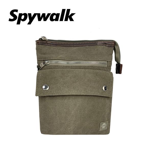 SPYWALK 簡約素色腰掛包 NO:2410 (大款)