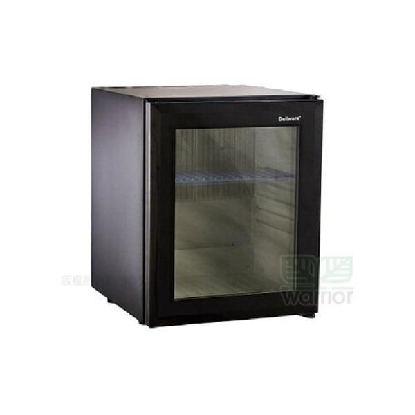 【南紡購物中心】Warrior樺利 Dellware鋼化玻璃門吸收式無聲客房冰箱 XC-30RT