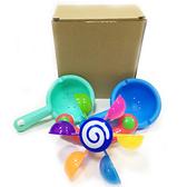 小風車轉轉樂兒童洗澡玩具男孩女孩水勺花灑嬰兒寶寶洗澡戲水浴室