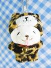 【震撼精品百貨】日本日式精品_熊_Bear~變身絨毛娃娃-熊變豹