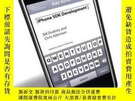 二手書博民逛書店Iphone罕見Sdk DevelopmentY364682 Bill Dudney Pragmatic Bo