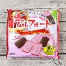BOURBON_草莓巧克力帆船餅乾157...