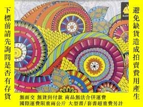 二手書博民逛書店Colorama罕見Coloring Book Color Me