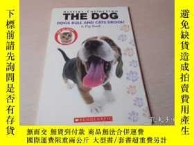 二手書博民逛書店THE罕見DOG THE CAT: DOGS RULE AND