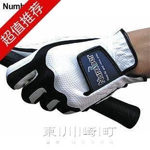 高爾夫手套-高爾夫手套 男款number超伸縮魔術手套 耐用舒適GOLF用品 東川崎町