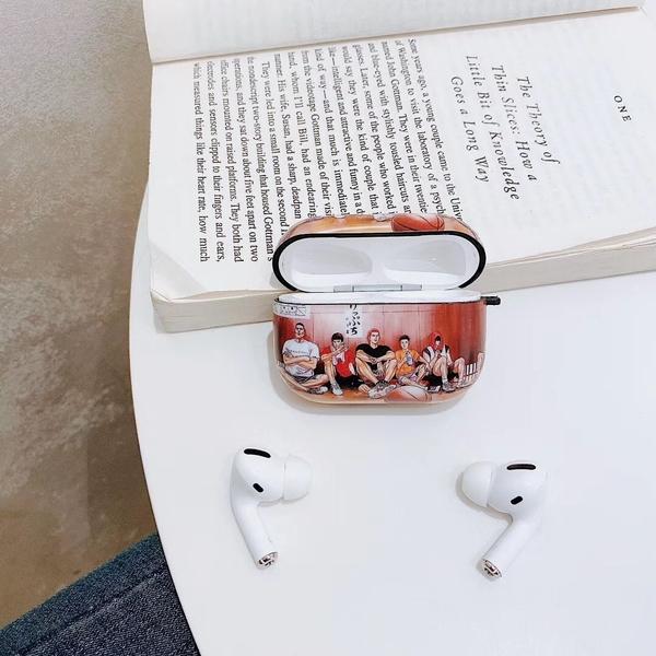 Airpods Pro 專用 1/2代 台灣發貨 [ 灌籃高手 ] 藍芽耳機保護套 蘋果無線耳機保護