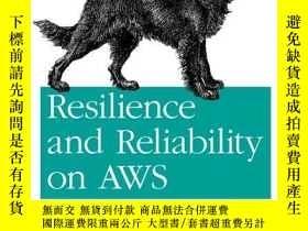 二手書博民逛書店Resilience罕見And Reliability On AwsY256260 Jurg Van Vlie