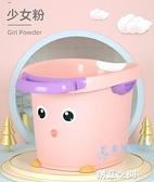 兒童浴盆 兒童洗澡桶摺疊沐浴桶兒童游泳泡澡小孩家用可坐大號浴盆 NMS
