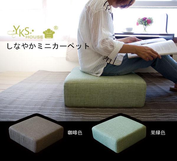 座墊 椅墊 和室墊 Dove。多芙方型坐墊(二色可選)【YKS】YKSHOUSE
