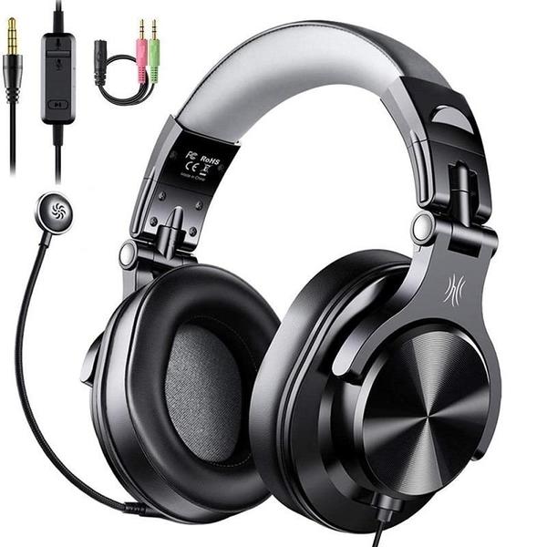 【南紡購物中心】【魔耳MOOR】OneOdio Fusion A71D 商務/電競耳麥