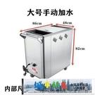寶南商用電加熱毛巾車不銹鋼高溫消毒柜加濕蒸汽箱美容院足浴療 城市部落