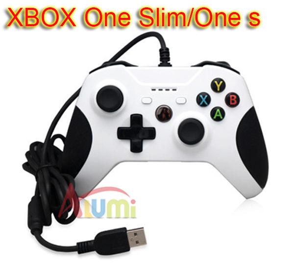 【 刷卡+免運】DOBE Xbox One Slim【ONE S 有線遊戲手把 PC通用 ONE二代手把 】