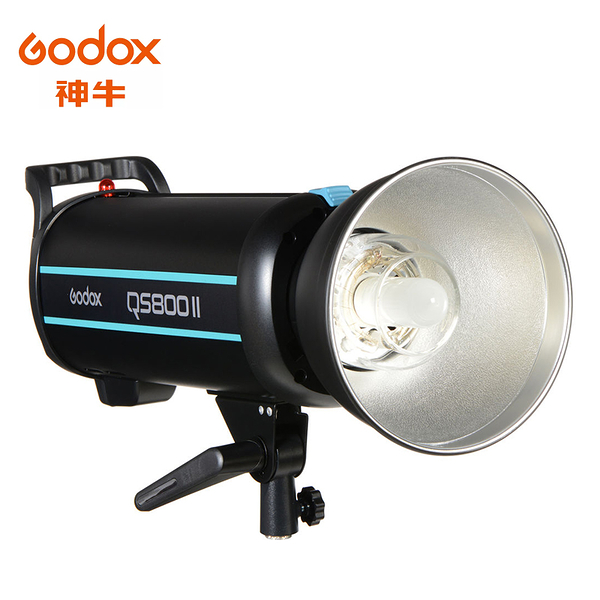 ◎相機專家◎ Godox 神牛 Quicker QS800II 閃客110V 高速回電 棚燈 閃燈 攝影燈 X1 公司貨