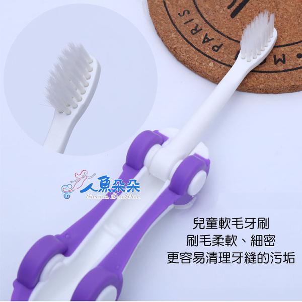 寶寶牙刷 乳齒牙刷 汽車 刷牙 潔牙 寶寶 幼兒 嬰兒 口腔清潔 清牙 按摩牙刷 米荻創意精品館