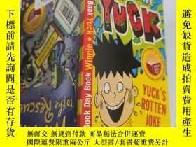 二手書博民逛書店yuck s罕見rotten joke 惡心的笑話.Y200392