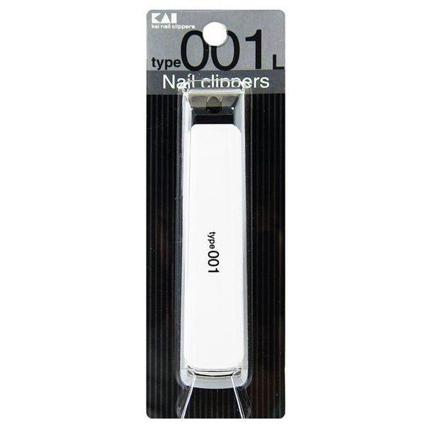 【日本 KAI】 貝印 tape 001 L 指甲剪 KE-0124