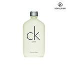 Calvin Klein 凱文克萊 CK ONE 中性淡香水 100ml《BEAULY倍莉》