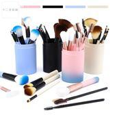 化妝工具全套裝刷子眼影刷彩妝套裝眉刷美妝初學者12支套刷 【格林世家】