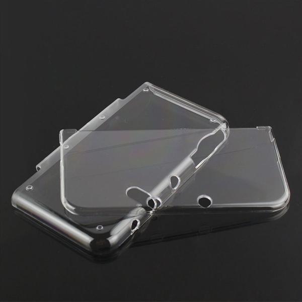 NEW 3DS LL 水晶殼 - 透明保護殼 NEW 3DS XL 主機殼