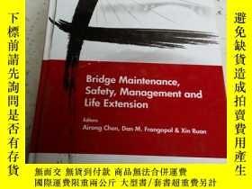 二手書博民逛書店Bridge罕見Maintenance safety ,mana