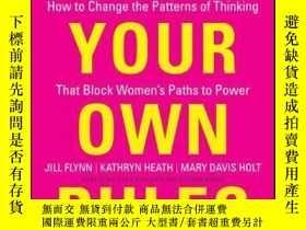 二手書博民逛書店Break罕見Your Own Rules: How to Change the Patterns of Thin