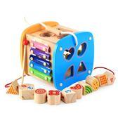 寶寶玩具 0-1-2-3周歲嬰幼兒早教益智力積木兒童啟蒙可啃咬男女孩·樂享生活館