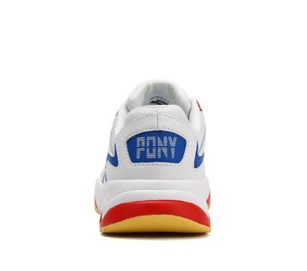 PONY Modern女款老爹鞋復古慢跑鞋-NO.91W1MD02RD