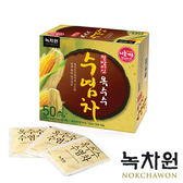 韓國原裝 NOKCHAWON 綠茶園 韓式玉米鬚茶 (1.5g*50包/盒) 沖泡飲品推薦