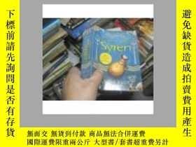二手書博民逛書店Syren罕見(Septimus Heap, Book 5)【精裝毛邊本】 Syren(塞普蒂默斯堆,第5冊)