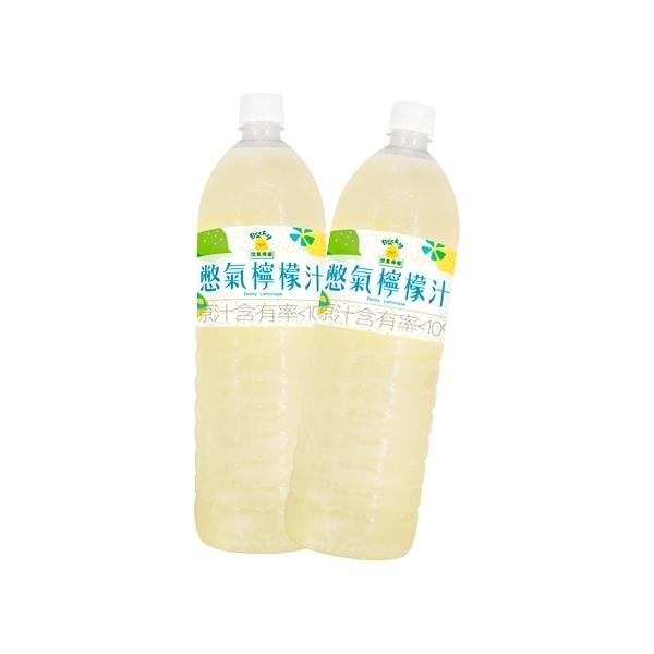 Backy Lemon 憋氣檸檬 檸檬汁(600mlx6瓶組)【小三美日】※限宅配/無貨到付款/禁空運