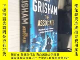 二手書博民逛書店The罕見Associate6583 JohnGrisham,(