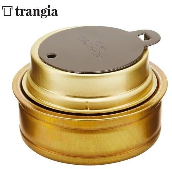 Trangia 酒精爐 瑞典製 Spirit Burner 602500 黃銅 口袋爐 登山爐 攻頂爐配件 [易遨遊]